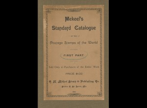 C.H. Mekeel	Mekeel's Standard Catalogue of the Postage Stamps of the World