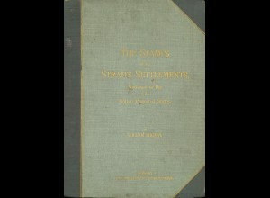 William Brown: The Stamps of the Straits Settlements ... (1894)