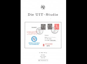 Dr. Hubert Witzig: Die UIT-Studie (1975)