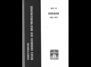 Dr. Arno Debo: Die Briefmarken von Dänemark 1925–1972 (1975)