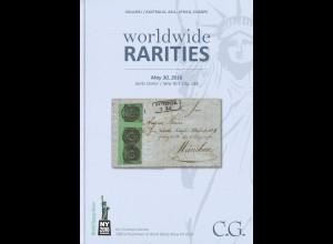 Christoph Gärtner: Worldfwide Rarities Vol. I + II (May 2016 New York)
