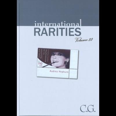 Christoph Gärtner Auktionen: International Rarities, Band 22