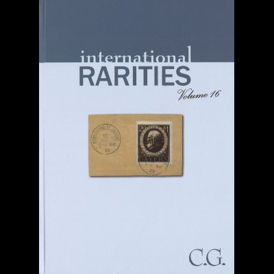 Christoph Gärtner: International Rarities (Volume 16)