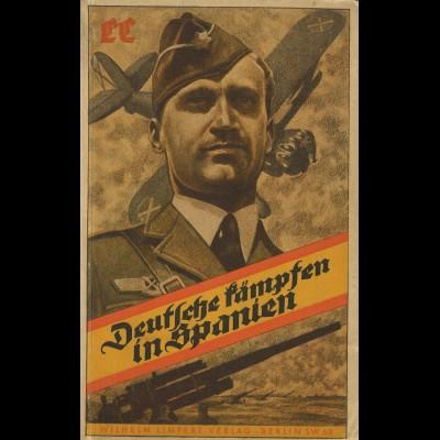 Legion Condor: Deutsche kämpfen in Spanien (1939)