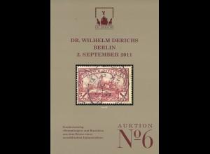 6. Derichs-Auktion, Berlin 2011: Sonderkatalog