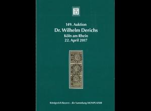 149. Derichs-Auktion 2017: Königreich Bayern - die Sammlung Montplaisir