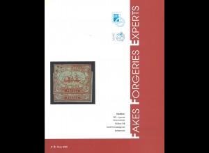 FAKES - FORGERIES - EXPERTS, No. 3 (May 2000)