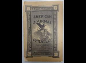 The American Journal of Philately (Second Series)