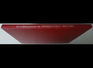 Arthur Maury (Hrsg.): Le Collectionneur de Timbre-Poste 1864/65