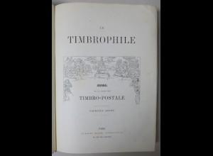 Pierre Mahé (Hrsg.): Le Timbrophile 1864–1871