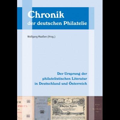 Der Ursprung der philatelisitischen Literatur in Deutschland und Österreich